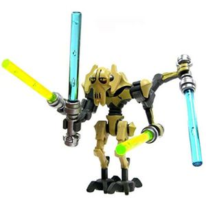 ASSEMBLAGE CONSTRUCTION Jeu D'Assemblage LEGO LEE2J Star Wars Figurine - G