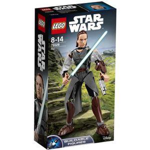 ASSEMBLAGE CONSTRUCTION LEGO® Star Wars 75528 Rey
