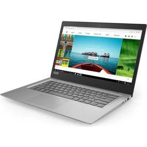 Top achat PC Portable LENOVO Ordinateur portable 120S-14IAP 81A5 - 14'' - Pentium N4200 1.1GHz - 128 GO SSD -4GO RAM pas cher