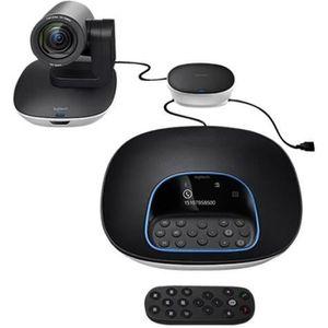 WEBCAM LOGITECH Kit de vidéo-conférence - Jusqu'à 14 part