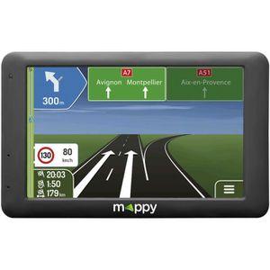 GPS AUTO MAPPY GPS 5'' avec Dashcam intégrée ULTI X580DACA