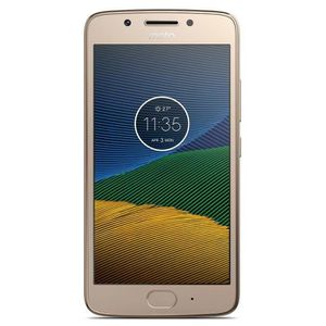 SMARTPHONE MOTOROLA MOTO G5 OR 16GO (SIMPLE SIM)