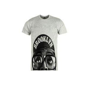 T Shirt Spike Gris Achat Brooklyn Magic Lee Custom X lF1JcTK