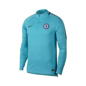 SWEAT-SHIRT DE SPORT Training Top Chelsea Squad Bleu