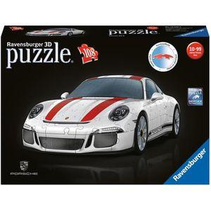 PUZZLE RAVENSBURGER 12528 Puzzle 3D Porsche 911 108 pcs -