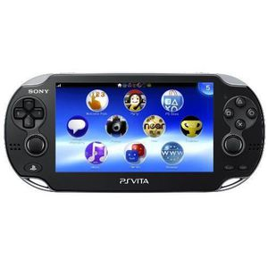 console playstation vita 3g wifi import allemand achat vente console ps vita console. Black Bedroom Furniture Sets. Home Design Ideas