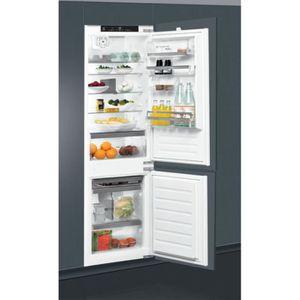 RÉFRIGÉRATEUR CLASSIQUE Réfrigérateur combiné encastrable Whirlpool ART881