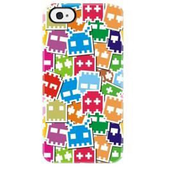 coque fantome pacman iphone 5 5s