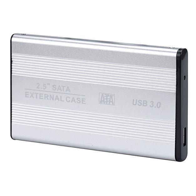 2019 Usb 3.0 2.5 pouces Sata Disque dur externe Mobile Disk Hd Boitier Box Sl iceblue6451