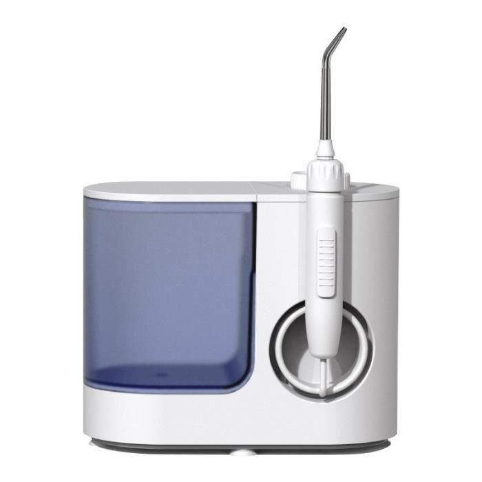 Hydropulseur - Jet dentaire,Hydropulseur électrique Portable multifonction, nettoyage des dents, blanchiment des - Type White King