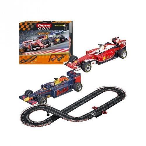 Circuit voiture 6 - 10 ans Carrera GO!!! 62452 Coffret Champions Course