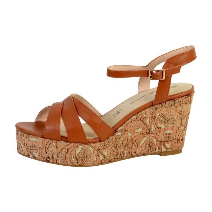 Sandale Compensée The Divine Factory