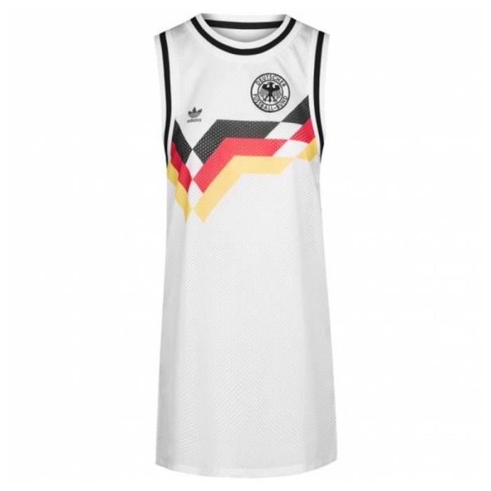 Robe maillot football femme Adidas Allemagne