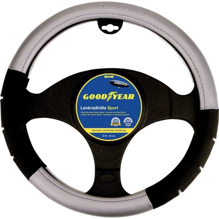 Couvre volant sport - Goodyear