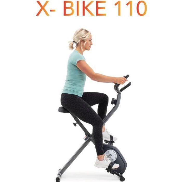 PROFORM Vélo d'appartement X-Bike 110 / Pliable / 10 niveaux de résistance