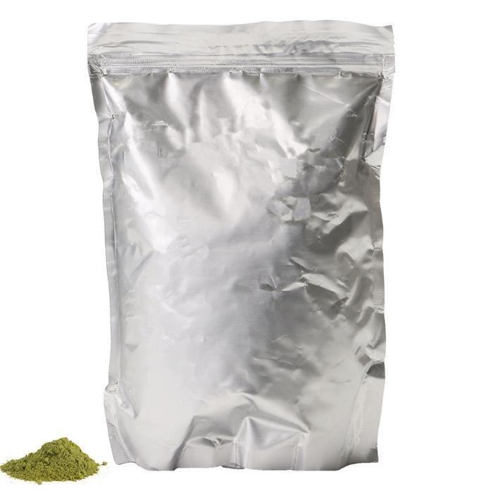 500g Poudre Thé Vert Matcha Sac Naturel Sans Additifs Boisson Café Biologique