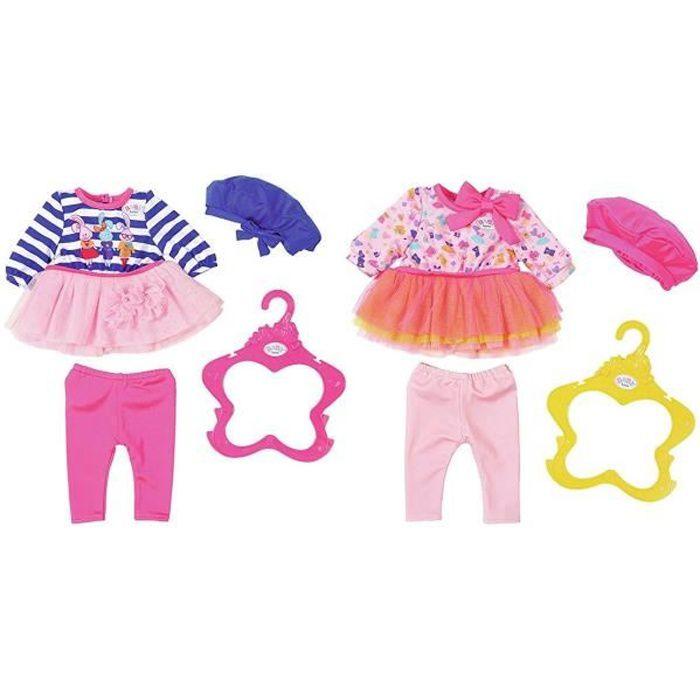 Baby Born - Collection de vêtements (Modèle aléatoire)