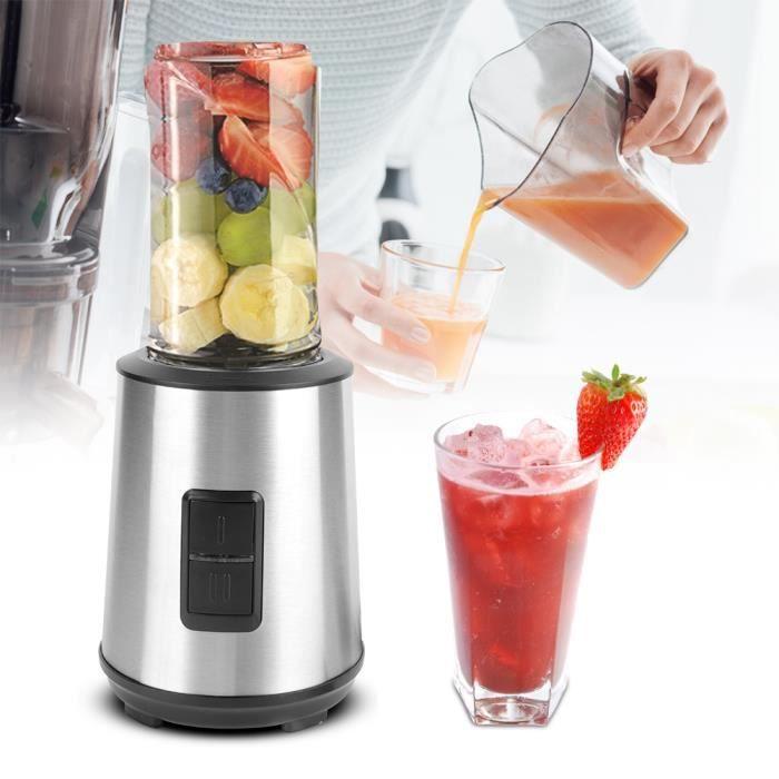 Presse Agrumes Portable Mixeur Fruit Juice Maker Extracteur Mélangeur 240v Uk Plug