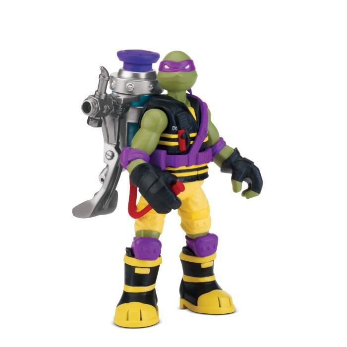 Tortues ninja donatello mutagen 12cm giochi achat - Tortues ninja donatello ...