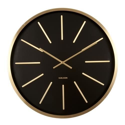horloge murale karlsson maxiemus 60 cm achat vente. Black Bedroom Furniture Sets. Home Design Ideas