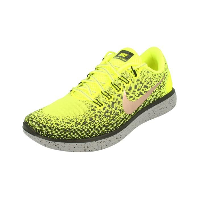 mucho borde aerolíneas  Nike Free RN Distance Shield Hommes Running Trainers 849660 Sneakers  Chaussures 700 - Prix pas cher - Cdiscount