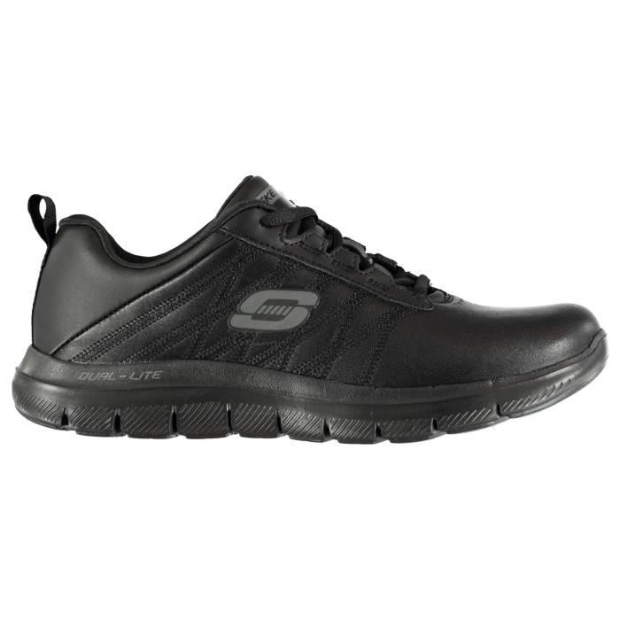 En Skechers 2 Femmes Cuir 0 Appeal Sport Baskets Mode Flex DI9YWHE2