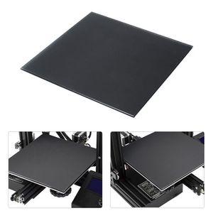 RepRap Mendel Wisamic 220/mm x 220/mm magn/étique Impression 3d construire Surface chaleur Lit avec adh/ésif 3/m pour imprimantes 3d MK2//Mk2/a