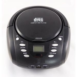 RADIO CD CASSETTE RADIO CD CASSETTE MP3 USB BLACK MEGA PROMO