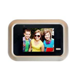 CAMÉRA SPORT X8 2,4 pouces écran couleur caméra de porte HD 145