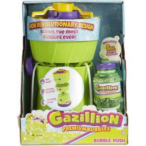 BULLES DE SAVON GAZILLION BUBBLES - Machine à bulles Bubble Rush