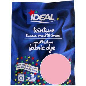 TEINTURE TEXTILE Teinture ROSE pour tissu textile linge vêtement ID