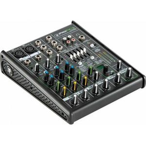 TABLE DE MIXAGE Mackie ProFX4V2  - Table de mixage 4 canaux avec e