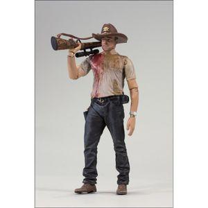 FIGURINE - PERSONNAGE Figurine The Walking Dead Rick Grimes Série 2