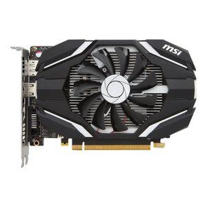 CARTE GRAPHIQUE INTERNE MSI GTX 1050 2G OC Carte graphique NVIDIA GeForce