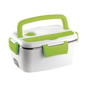 LUNCH BOX - BENTO  Boîte à pique-nique chauffante en acier inoxydable