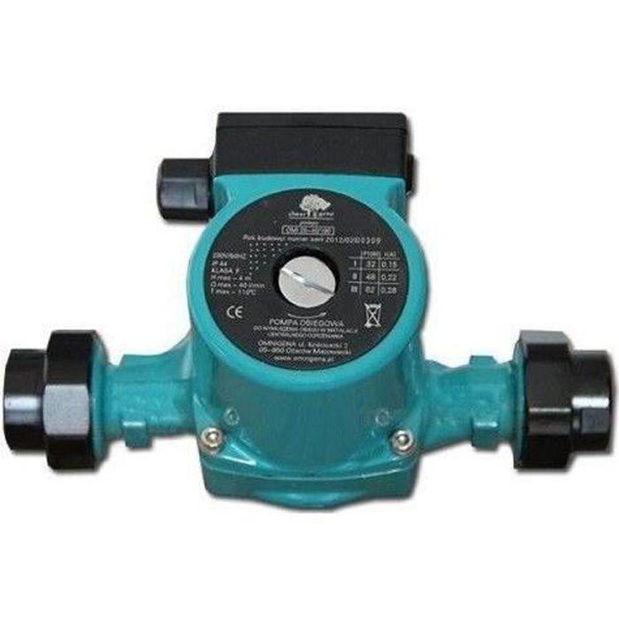 Circulateur OMNI 25 – 60 / 130 pour chauffage centrale