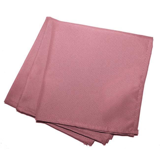 3 serviettes de table ESSENTIEL DRAGEE.