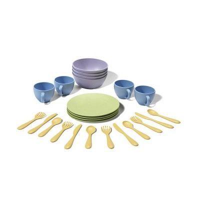 Dînette - Green Toys : Service vaisselle