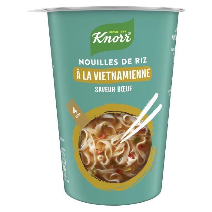 KNORR Nouilles de Riz à la Vietnamienne Bœuf - 60 g