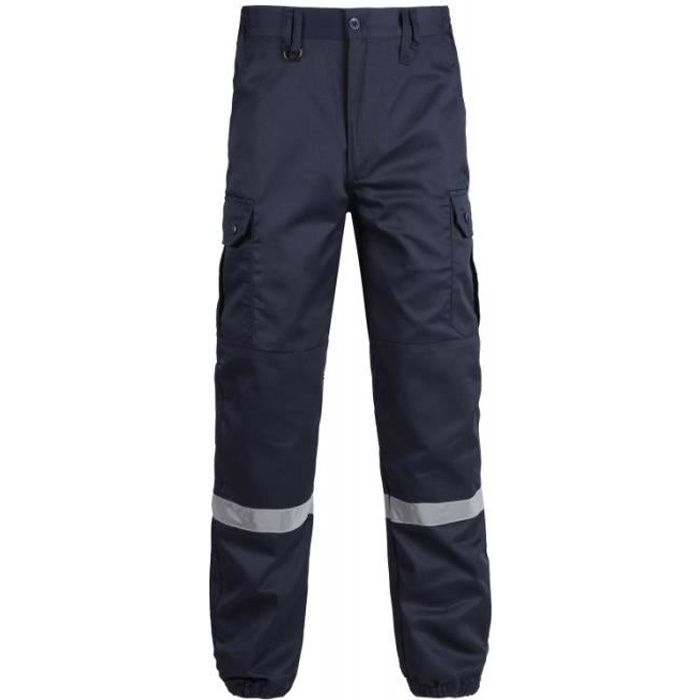 Pantalon de s&eacutecurité incendie Safety marine - NW
