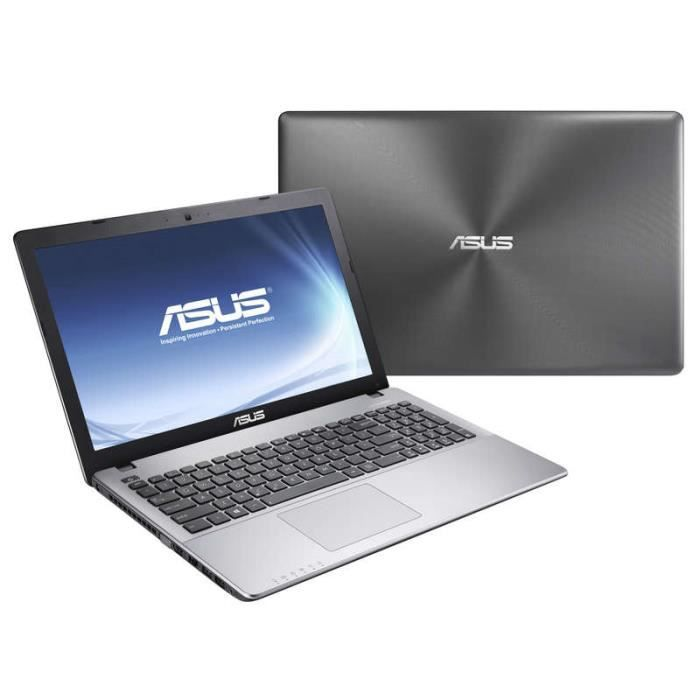 pc portable asus r510cc x01381 intel core i3 8go ram 1. Black Bedroom Furniture Sets. Home Design Ideas