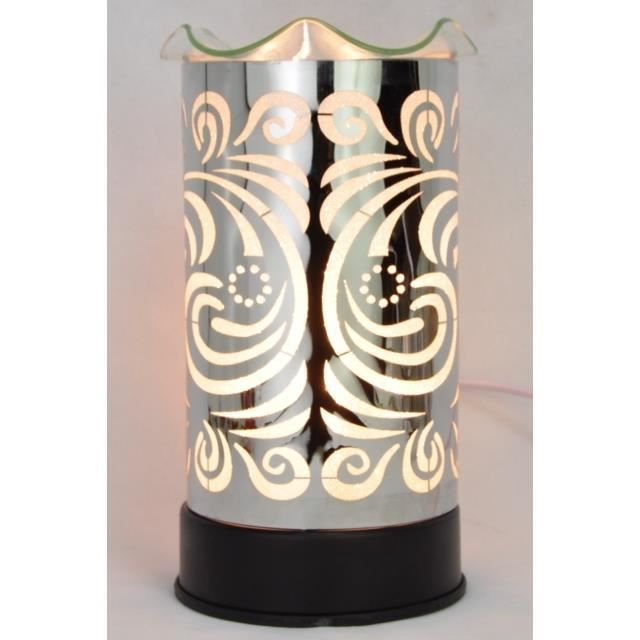 lampe diffuseur de parfum motif tribal achat vente diffuseur de parfum cdiscount. Black Bedroom Furniture Sets. Home Design Ideas