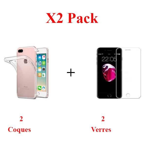 iphone 7 plus coque lot