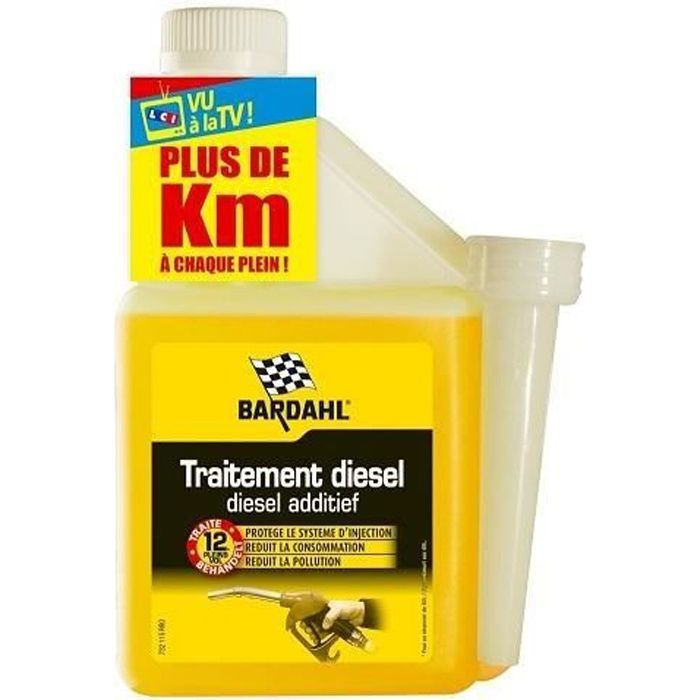 traitement carburant diesel bardahl 500ml achat vente additif traitement carburant d 500ml. Black Bedroom Furniture Sets. Home Design Ideas