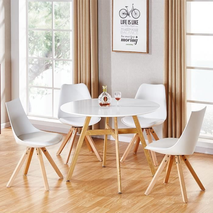 table de cuisine pour chaise scandinave achat vente table de cuisine pour chaise scandinave. Black Bedroom Furniture Sets. Home Design Ideas