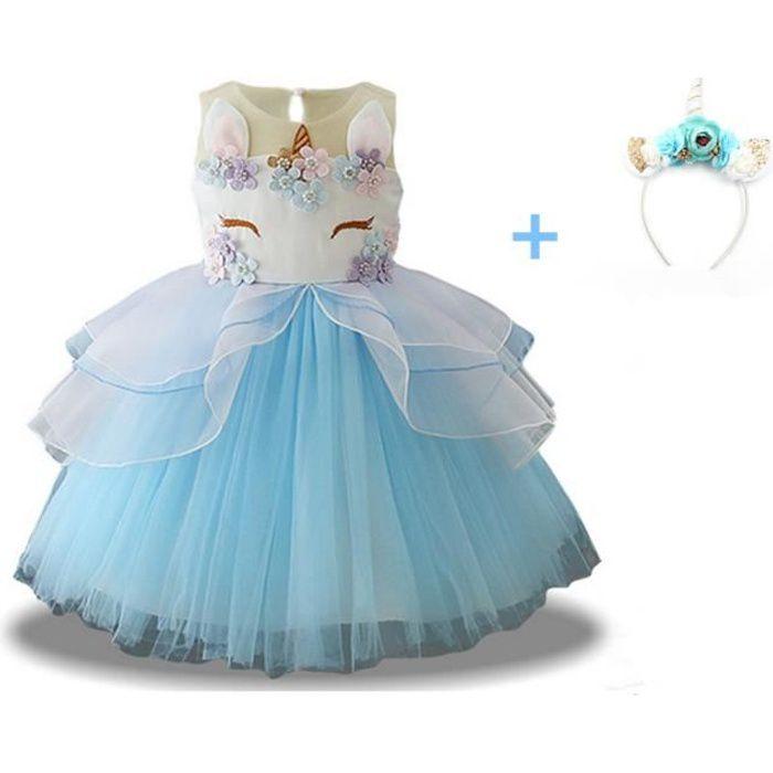 Robe licorne fille - Achat / Vente jeux et jouets pas chers