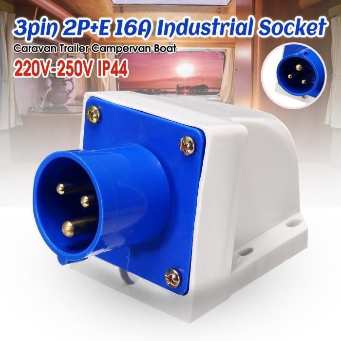 Kit de 40 2p 3p 4p 5 broches 2.54mm Pas Connecteur de fiche Terminal Bo/îtier Connecteur de connecteur blanc pour la maison industrielle