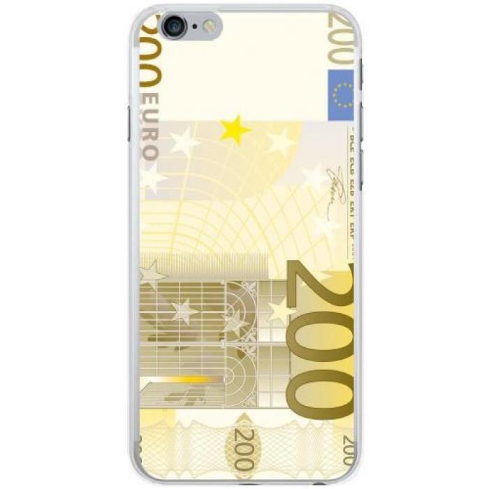 Coque Iphone 6 (4,7 ') - Billet de 200 Euros - 213 - Cdiscount ...