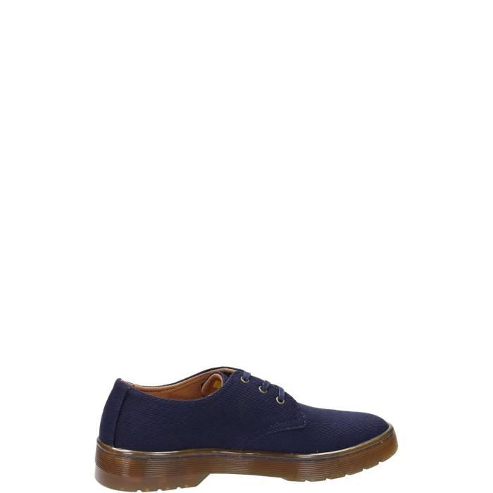 Dr. Martens Sneakers Femme Navy qj5Mny8