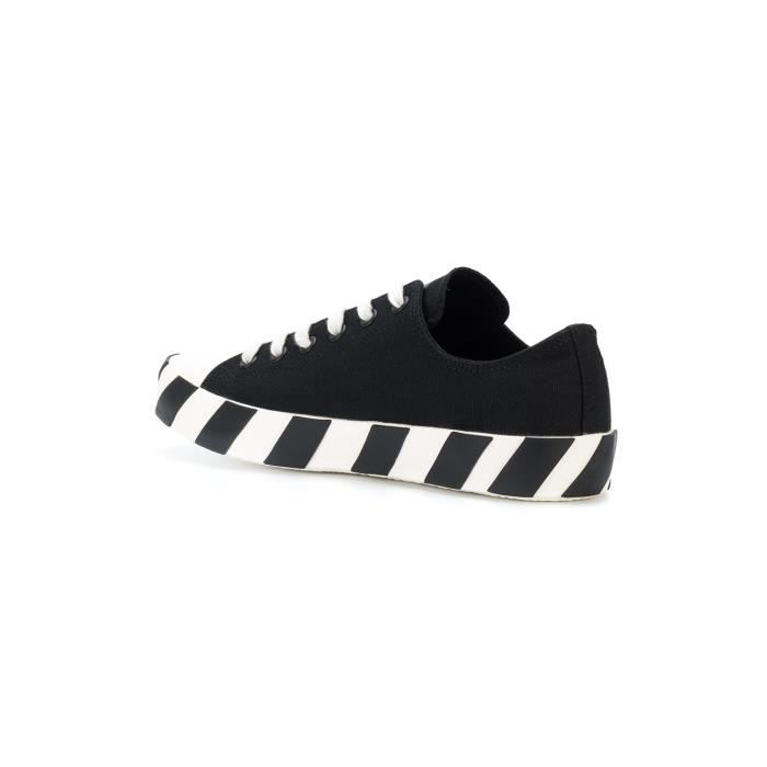 OFF-WHITE HOMME OMIA071S183510161000 NOIR COTON BASKETS